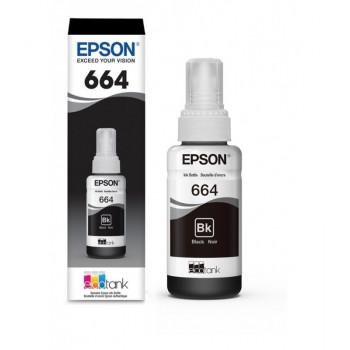 Tinta Negra EPSON 664