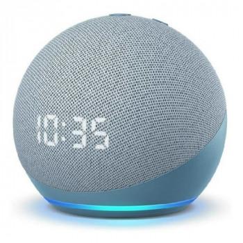 Echo Dot con Reloj 4ta...