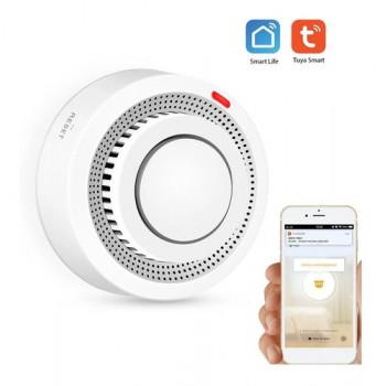 Sensor de Humo WiFi - Tuya...